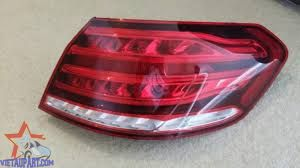 Rear tail light W212